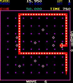 Nibbler Arcade 63