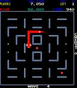 Nibbler Arcade 66