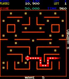 Nibbler Arcade 67