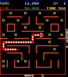 Nibbler Arcade 68