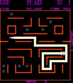 Nibbler Arcade 69