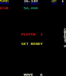 Nibbler Arcade 70
