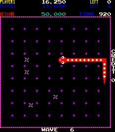 Nibbler Arcade 71