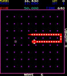 Nibbler Arcade 72