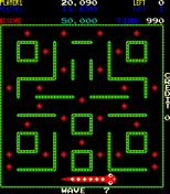 Nibbler Arcade 73