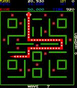 Nibbler Arcade 74