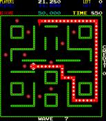 Nibbler Arcade 75