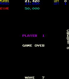 Nibbler Arcade 78