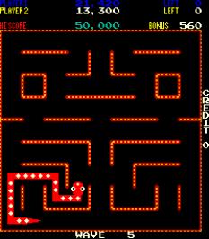 Nibbler Arcade 81