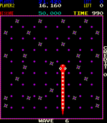 Nibbler Arcade 82
