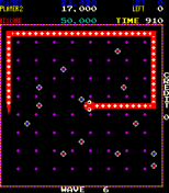 Nibbler Arcade 84