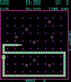 Nibbler Arcade 85