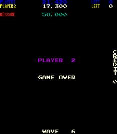 Nibbler Arcade 86