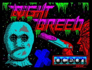 Nightbreed ZX Spectrum 01