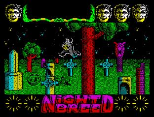 Nightbreed ZX Spectrum 09