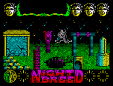 Nightbreed ZX Spectrum 11
