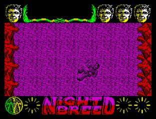 Nightbreed ZX Spectrum 12