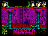 Nightbreed ZX Spectrum 17