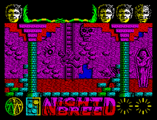 Nightbreed ZX Spectrum 20