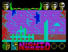 Nightbreed ZX Spectrum 21