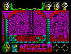 Nightbreed ZX Spectrum 22