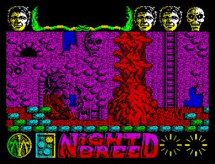 Nightbreed ZX Spectrum 23