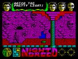Nightbreed ZX Spectrum 24