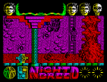 Nightbreed ZX Spectrum 27
