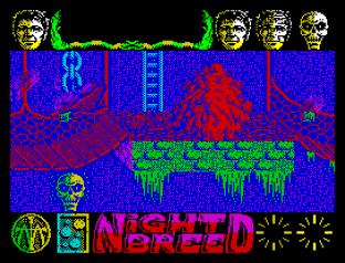 Nightbreed ZX Spectrum 31
