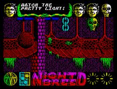 Nightbreed ZX Spectrum 32