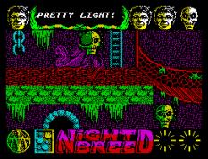 Nightbreed ZX Spectrum 33