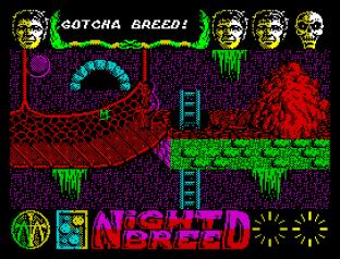 Nightbreed ZX Spectrum 34