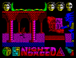 Nightbreed ZX Spectrum 40