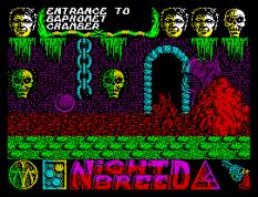 Nightbreed ZX Spectrum 43