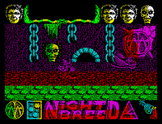 Nightbreed ZX Spectrum 44