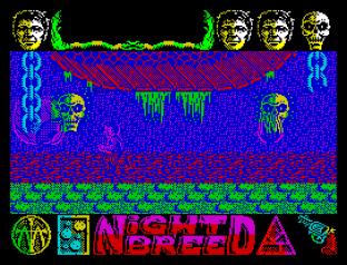 Nightbreed ZX Spectrum 45