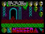Nightbreed ZX Spectrum 47