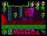 Nightbreed ZX Spectrum 48