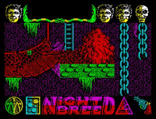 Nightbreed ZX Spectrum 53