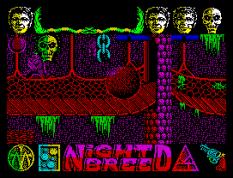 Nightbreed ZX Spectrum 54