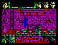 Nightbreed ZX Spectrum 55