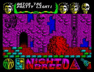 Nightbreed ZX Spectrum 56