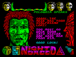 Nightbreed ZX Spectrum 62