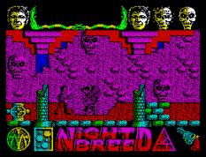 Nightbreed ZX Spectrum 65