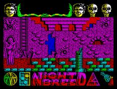 Nightbreed ZX Spectrum 66