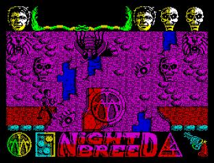 Nightbreed ZX Spectrum 67