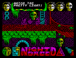 Nightbreed ZX Spectrum 71