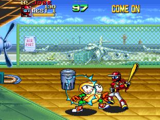 Ninja Baseball Bat Man Arcade 009
