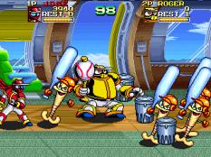 Ninja Baseball Bat Man Arcade 021