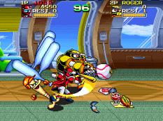 Ninja Baseball Bat Man Arcade 022